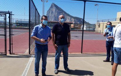El Ayuntamiento de La Línea le quita el bar de la Ciudad Deportiva a la viuda de Antonio Gamito