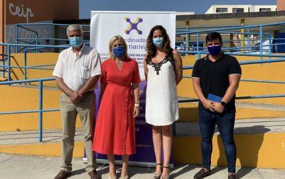 Eva Pajares destaca la labor de Alternativas en la Escuela de Verano 'Algeciras Zona Sur 2020'