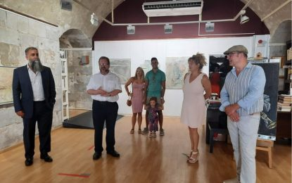 Se inaugura en Gibraltar una exposición internacional sobre la forma en que el Covid-19 ha afectado a todo el mundo
