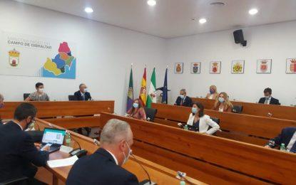 Juan Franco insiste ante Exteriores en la necesidad de medidas concretas para La Línea frente al Brexit