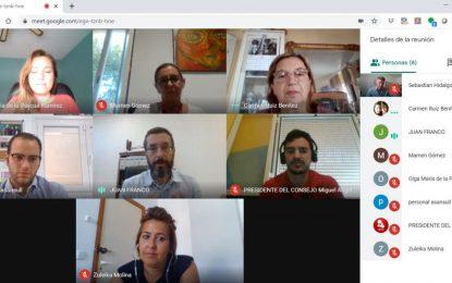 El Ayuntamiento y el Consejo Social de la Universidad de Cádiz suscribirán un convenio para favorecer la colaboración de alumnos en iniciativas sociales