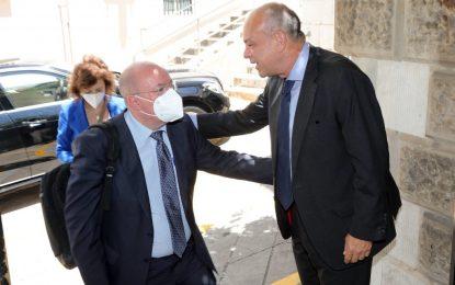 Equipos técnicos de Gibraltar, Reino Unido y España se dan cita en Gibraltar para discutir los derechos de los ciudadanos