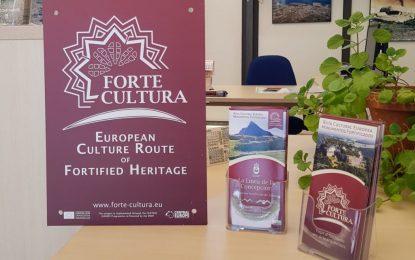 La Línea participa por primera vez con voz y voto en  en la junta general anual de Forte Cultura, la ruta cultural europea de fortificaciones