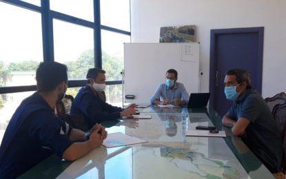Las delegaciones de Limpieza y Sanidad inician los trámites para la implantación en la ciudad del servicio de ADN Canino