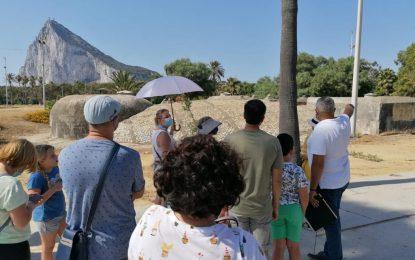 Turismo reanuda las visitas guiadas a  las fortificaciones linenses
