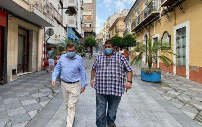 """Zambrano: """"Hay que impulsar el turismo natural y cultural en el Campo de Gibraltar"""""""