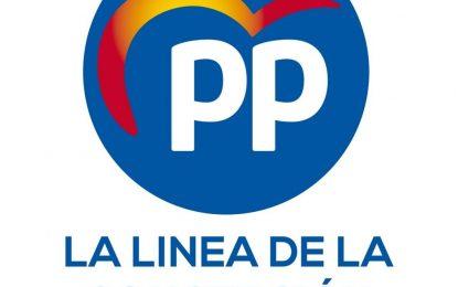 Condolencias del PP de La Línea por el fallecimiento de Ana Muñoz