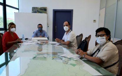 El Ayuntamiento y La Línea Acoge afianzan su colaboración para mejorar la  atención a personas migrantes