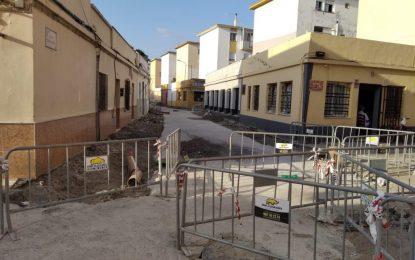 El PSOE de La Línea lamenta la pérdida de plazas de aparcamiento en la calle Málaga