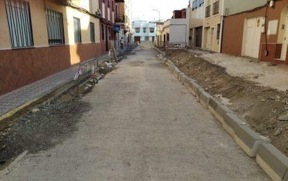 El PSOE de La Línea lamenta el «deficiente mantenimiento de las obras»