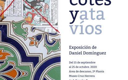 El Museo Cruz Herrera expone la instalación de Daniel Domínguez, 'Cascotes y atavíos'