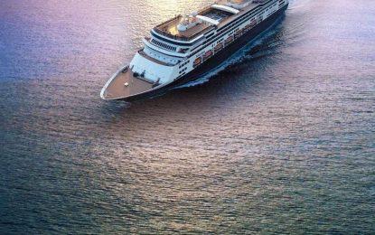 Los cruceros 'Volendam' y 'Westerdam' realizarán una escala técnica en Gibraltar cumpliendo todas las medidas de seguridad