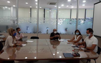 El Ayuntamiento y Arcgisa lanzarán una campaña para sensibilizar a la población sobre la utilización del Punto Límpio