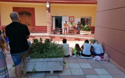 El PSOE acusa a Juan Franco de mentir a los vecinos de Santiago Conchal Castillo