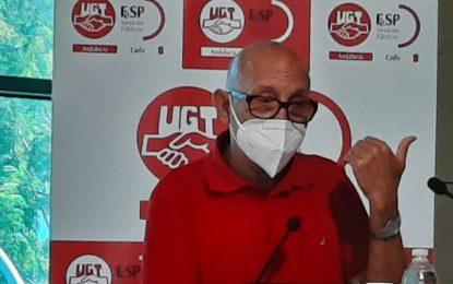 José Porras Naranjo, reelegido como Secretario General de la Federación de empleado/as de los Servicios Públicos de Cádiz