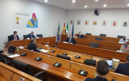 Unánime apoyo del Consejo Comarcal de Alcaldes a las exigencias y reivindicaciones del Campo de Gibraltar