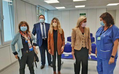 La Junta invierte este año en la sanidad algecireña cerca de tres millones de euros