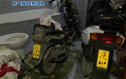 Esclarecidos  cinco robos con violencia y dos robos con fuerza perpetrados en las últimas semanas en La Línea de la Concepción