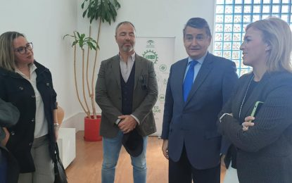 Alexis García deja la presidencia del  Partido Popular de La Linea