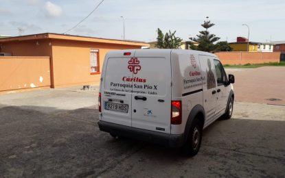 Asuntos Sociales agradece a Ubago la donación de 1.000 kilos de alimentos para familias necesitadas