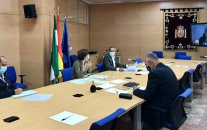 Subdelegación del Gobierno central pone en marcha el Plan Director de convivencia y seguridad en los centros educativos adaptándolo a las necesidades sanitarias