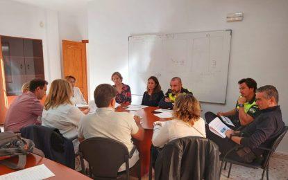 Celebrada la primera reunión de la Mesa Técnica Municipal de Absentismo Escolar