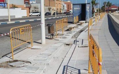 Iniciada la obra civil previa al desarrollo del Plan de Arbolado Urbano