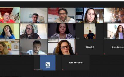 El concejal de Educación participa en el proceso de evaluación del Plan Integral para la comunidad gitana de Andalucía