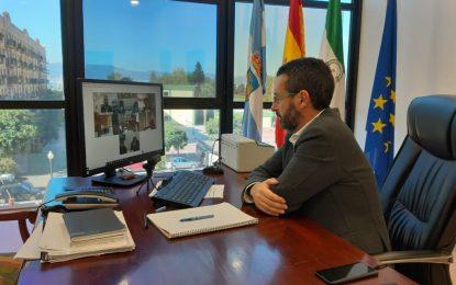 La Junta de Andalucía y el Ayuntamiento retoman el expediente para el desdoble de la carretera del Higuerón