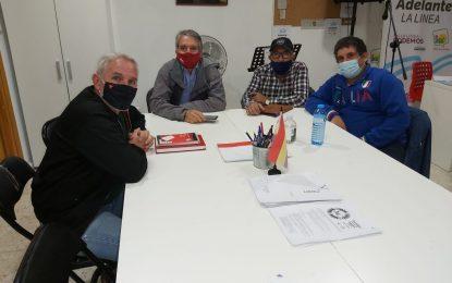 Izquierda Unida y Podemos La Línea se reunieron con la Asociación de Vecinos La Velada. Juan Franco no escucha sus reivindicaciones respecto a un problema crónico de ratas y suciedad en determinadas zonas del barrio
