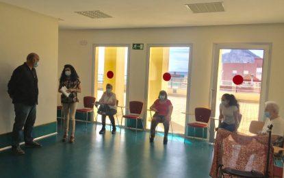 Deportes inicia el taller de movilidad articular reducida en el Centro de Participación Activa de Personas Mayores Atunara