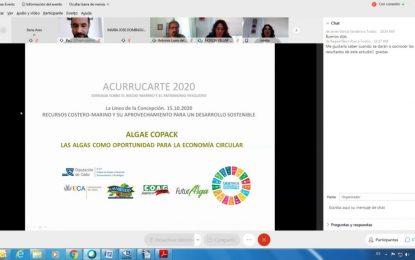 """Destacado nivel en las ponencias técnicas de las Jornadas """"Acorrucarte 2020"""""""