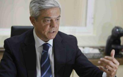 Alfonso Escuadra y Juan Carlos Juárez, posibles líderes de Vox La Línea tras no ser ratificado en el cargo Juan Carlos Valenzuela