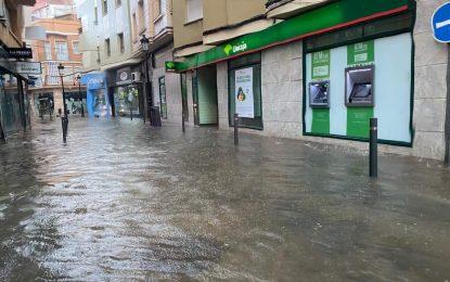El PSOE se preocupa por las inundaciones en La Línea y culpa de ello a la falta de limpieza de los husillos