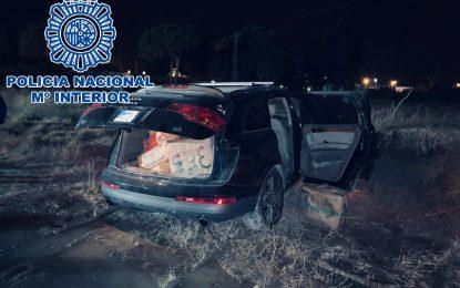 Detenidas 19 personas y desmantelada una organización dedicada al narcotráfico en la provincia de Cádiz, con narcos asentados en La Línea