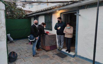 Izquierda Unida La Línea exige solución al grave problema de vivienda de una familia linense y pide la dimisión de la teniente alcalde Ceferina PeñoI