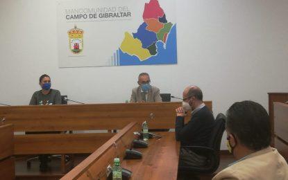 La Mancomunidad y el Grupo Transfronterizo reitera la necesidad de un acuerdo entre Reino Unido y España respecto a la situación de la comarca con Gibraltar