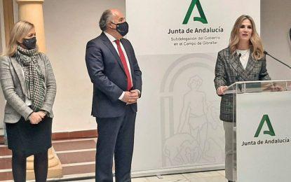 Ana Mestre destaca el impulso de la Junta a la comarca durante 2020 mientras se lucha contra la pandemia del Covid-19