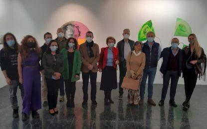 'Aquí pintamos todas/os' celebra el 50º aniversario de Asansull y el Día Internacional de la Discapacidad