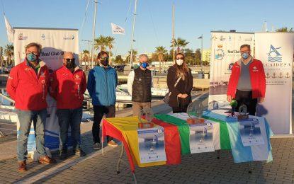 Nuevo espectáculo de velas en el Campeonato de Andalucía de J80 en La  Línea de la Concepción, 19 y 20 de este mes