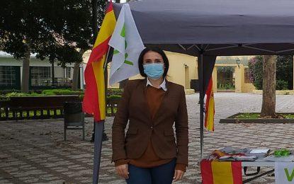 VOX Los Barrios pide más vigilancia policial en Los Cortijillos para acabar con los actos vandálicos