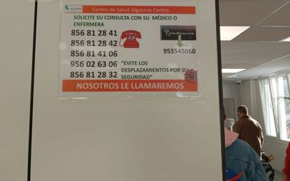 VOX pide a Landaluce que exija a su partido solucionar el colapso en los centros de salud