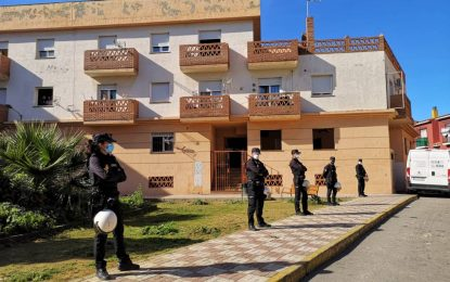 El PSOE de La Línea pide al Gobierno Municipal soluciones para las 22 familias de la calle Poeta Juan Ramón Jiménez