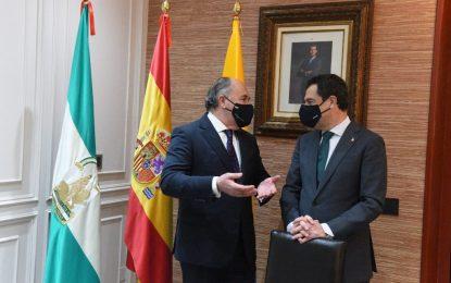 El PSOE de La Línea dice que el presidente de la Junta ha «despreciado a la ciudad»