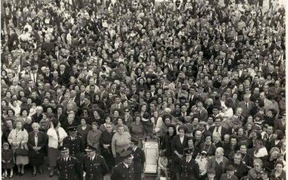 Fallece Mariola Summerfield, una figura heroica del Gibraltar de la posguerra