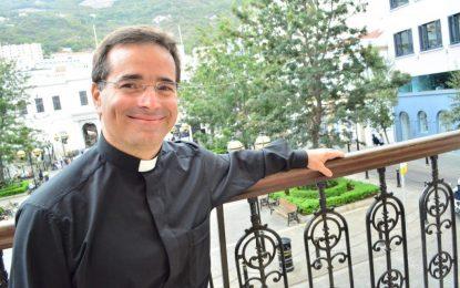 El Gobierno de Gibraltar felicita a Monseñor Mark Miles por su nombramiento como Arzobispo y Nuncio Apostólico para Benín