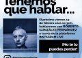 """La Galería Manolo Alés retoma el viernes """"Tenemos que hablar…"""" con el artista Roberto González Fernández"""