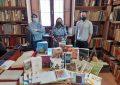 Ampliado el fondo bibliográfico de la biblioteca auxiliar del Archivo Histórico Municipal Francisco Tornay