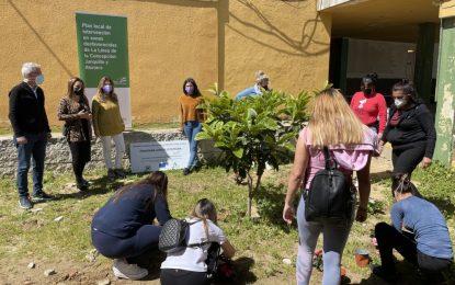 """Asuntos Sociales participa en una actividad de Despierta enmarcada en el programa """"Junquillo Integra"""" del Plan Local de  Intervención en Zonas Desfavorecidas"""