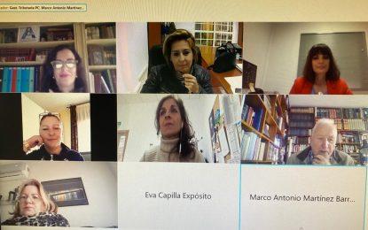 Pilar García Rodríguez, 'La Pilar', XIV Premio a la Mujer Linense convocado por Igualdad en conmemoración del 8 de marzo